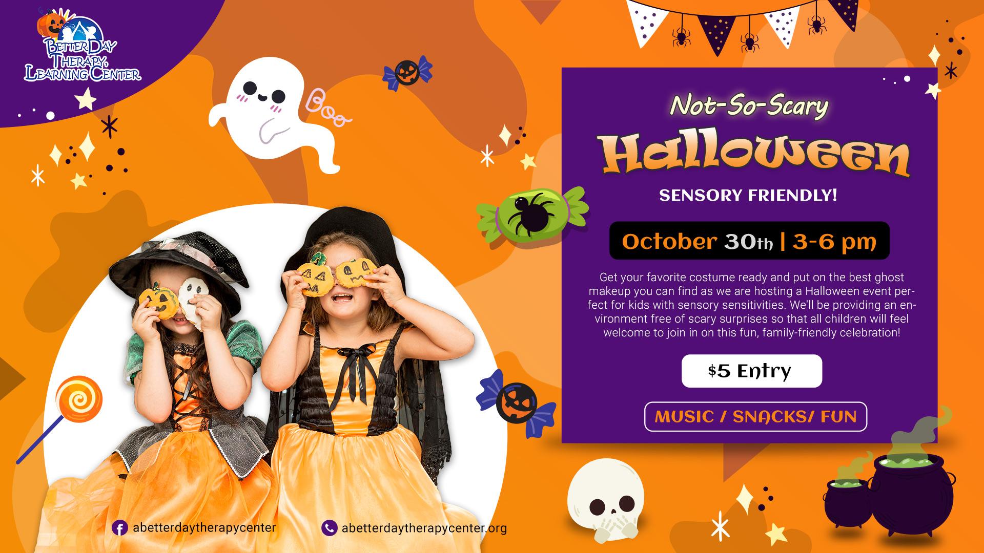 Halloween Event for Kids Doral, FL